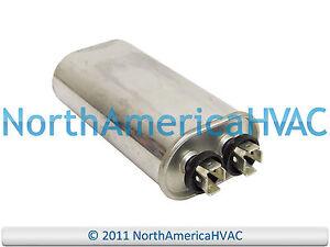 GE Genteq 10 uf 370 440 Volt  Oval Capacitor Fits 97F9002 97F9002BX
