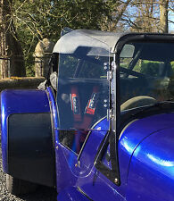 WIND DEFLECTORS CATERHAM STYLE MADE FROM TOP QUALITY POLYCARB CUSTOM MADE