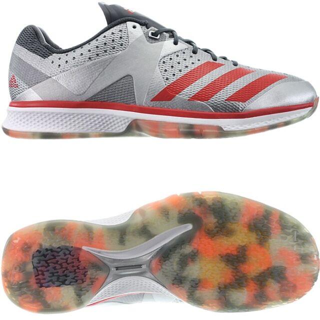 Adidas Counterblast silber rot Herren Handballschuhe Indoor Hallenschuhe NEU