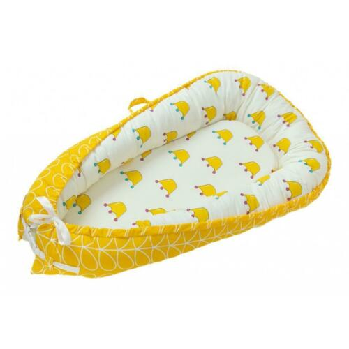 1pcs Baby Lounger Portable Super Soft and Breathable Newborn Infant Bassinet