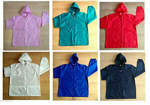 NEW-RAINCOAT-MAC-KAGOOL-LIGHTWEIGHT-UNISEX-WINDPROOF-CAGOULE-CAGOOL