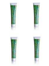 4 packs x Tiande Toothpaste Green tea + Sanchi ginseng, tooth and gum protection