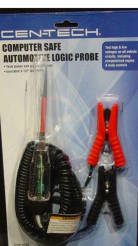 Computer Safe Automotive Logic Probe Circuit Voltage Tester 6 12 24 Volt Systems