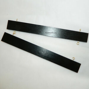 Taekwondo Belt Rack Extra Extension Replacement Panels 2 Belts Additional Panels