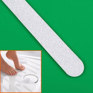 12-xSafe-Strips-Clear-Non-Slip-Safety-Applique-Mat-Stickers-Bath-Tub-amp-Shower