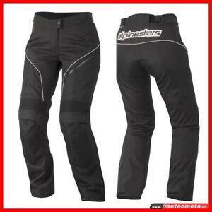 Alpinestars Pantalon Moto Femme Etoile Ast 1 Impermeable Impermeables Ebay