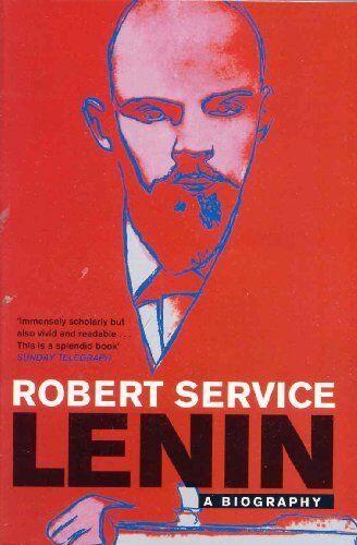 Lenin: A Biography,Robert Service- 9780330491396