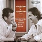 Franck, Lekeu: Sonates; Mathieu: Ballade-Fantaisie (2009)