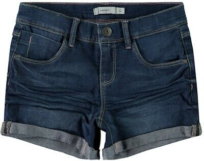 Name It Mädchen Jeans-shorts Gr.134-164 Kurze Hose Short Sommerhose Neu! Freigabepreis