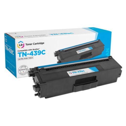 LD Compatible Brother TN439 TN439C Ultra High Yield Cyan Toner Cartridge