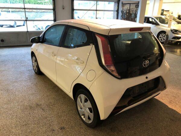 Toyota Aygo 1,0 VVT-i x-play Touch - billede 1