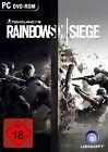 Tom Clancy's Rainbow Six: Siege (PC, 2015, DVD-Box)