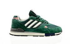 153681d7f879d3 adidas Eeray Parley Chalk White Lab Green Men Thong Slides Sandals ...
