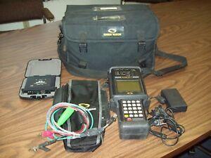 Sunrise-Telecom-Sunset-MTT-e-w-VDSL-SSMTT-41V-amp-ADSL2-SSMTT-19A-Modules-Tested