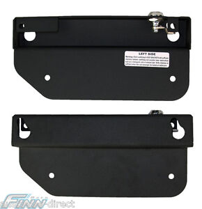 Image Is Loading Motorcycle Saddle Bag Mounting System On Amp Off