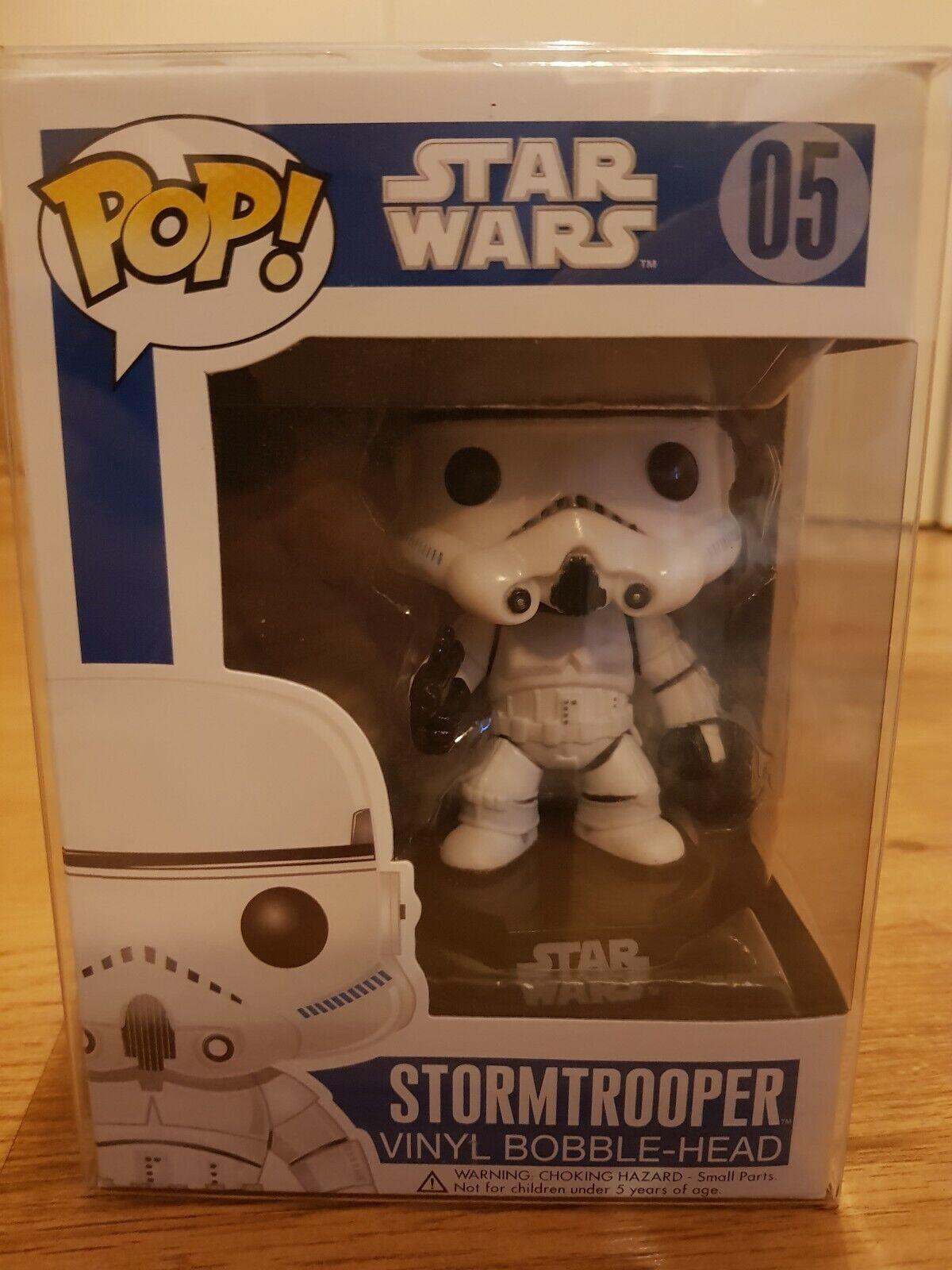 Diverdeimentoko Pop Vinile estrella guerras-Stormtrooper (05) L7   fabbrica diretta