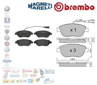 Magneti Marelli 363916060214 Pastiglie Freno