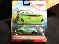 "2020 Disney PIXAR Cars NOAH GOCEK ❤ blue//green; 121❤/""NEXT GEN/"" PISTON CUP RACERS"
