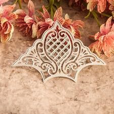 Flower Frame Design Metal Die Cutting For Heartfelt Creations Cut&Emboss Dies
