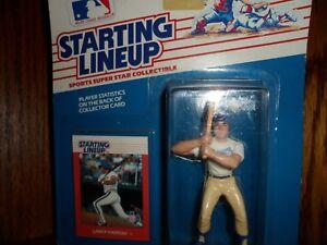 1988  LARRY PARRISH - Starting Lineup - SLU - Sports Figurine - TEXAS RANGERS