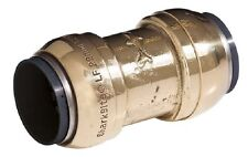 Reliance SharkBite Brass PushFit Quick Fit 28mm Coupler Coupling Like Tectite