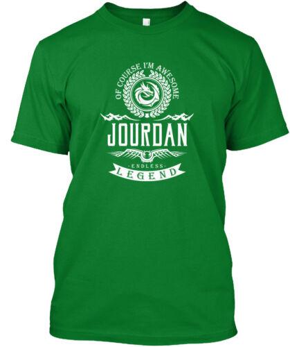 JOURDAN Endless Legend Standard Unisexe T-Shirt