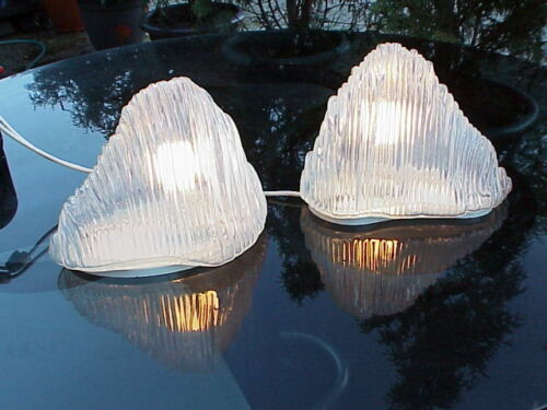 Iceberg LT 302 one Table Lamp by Carlo Nason for Mazzega Murano years '60