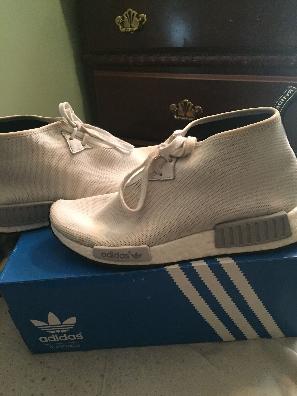 adidas nmd c1 chukka White Price reduction