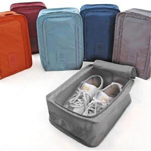 4f4906cc72f8 Details about Shoes Storage Bag Travel Portable Waterproof Tote Shoes Pouch  Dry Shoe shan