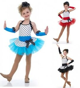 Broadway Baby Dance Tap Costume Ballet Tutu New Clearance