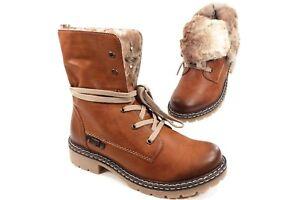 Rieker® Damen Schuhe in Braun | Stylight