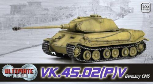V P Germany 1945 TANK Ultimate Armor 60530 DRAGON ARMOR 1//72 VK.45.02