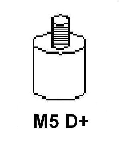13G245 alternateur régulateur New Holland M115 M135 M160 TL70 TL80 TL90 TL100