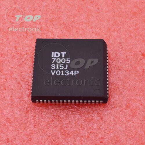 1//5PCS IDT7005S15J PLCC 68PIN IDT7005S15 HIGH-SPEED 64Kb DUAL-PORT STATIC RAM
