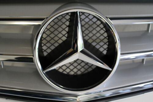 original Mercedes Kühlerverkleidung Verkleidung Avantgarde Grill mit Stern W204
