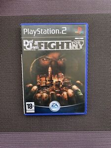 Def-Jam-Fight-For-NY-Jeu-Playstation-2-PS2-Complet-Pal-FR-RARE