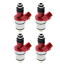 16600-86G00 JS21-1 Fuel Injector Nozzle for Nissan Pickup D21 2.4L L4 1990-1994