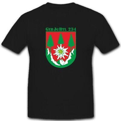 5 GebJgBtl 231 Gebirgsjäger Reichenhall Gebirgsjägerbataillon T Shirt #25009