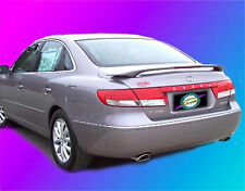 PAINTED SPOILER FOR A HYUNDAI AZERA 2006-2012