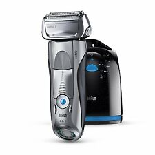 Braun Series 7 790cc-4 Men's Electric Foil Shaver with Clean and Charge Station