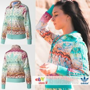 Details about Adidas Originals Womens Track Top BORBOFRESH S Jacket UK 6 Farm Limited BJ9032