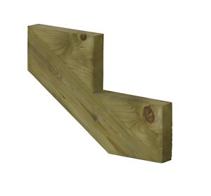 Relativ 2-Stufen Heimwerker Treppenbau Außentreppe selber bauen TT28
