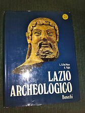 Lazio Archaeological, Ancient Roman Italian art, archeology, dal Maso, Vighi