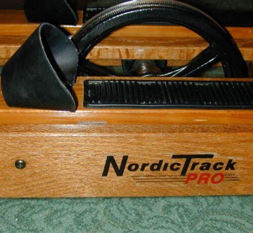 NORDICTRACK NORDIC TRACK PRO SKI SKIER MACHINE MINT 1 YEAR WARRANTY