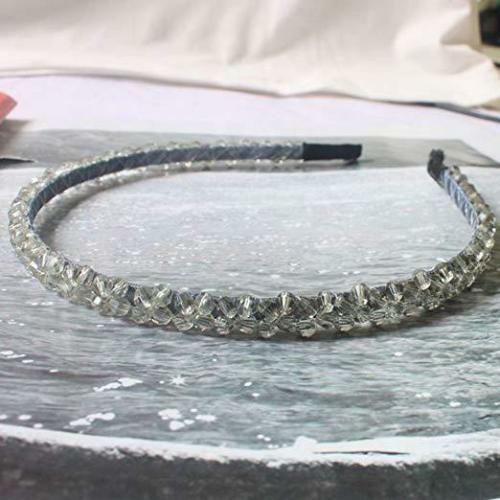 Women Girls Tiara Hair Bands Wedding Birthday Accessory Crystal Diamante Diamond
