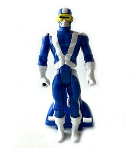 Cyclops-Vintage-Uncanny-X-Men-Action-Figure-Complete-1991-Toybiz-Marvel-Works
