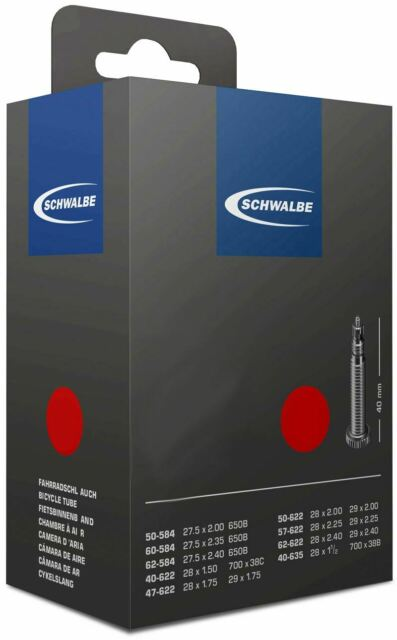 """Schwalbe Tyres SV12A  26 x 1.25 with 40mm Valve"""""""