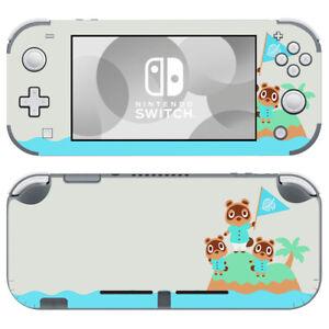 Nintendo Switch Lite Skin Decals Stickers Wrap Vinyl Animal