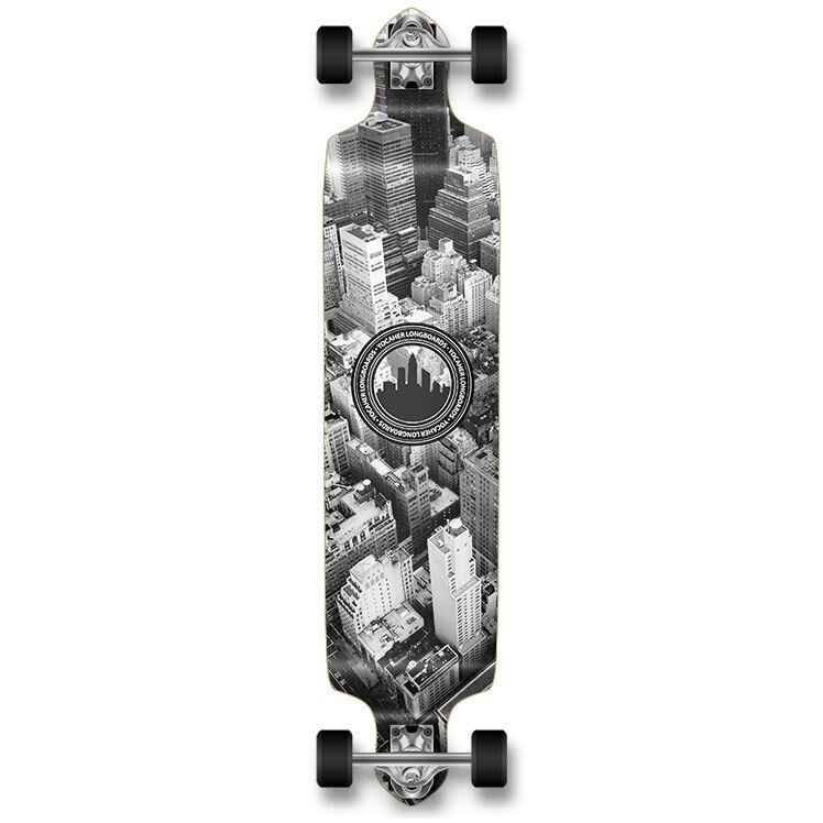 Yocaher Drop  Down New York Longboard Complete  we supply the best