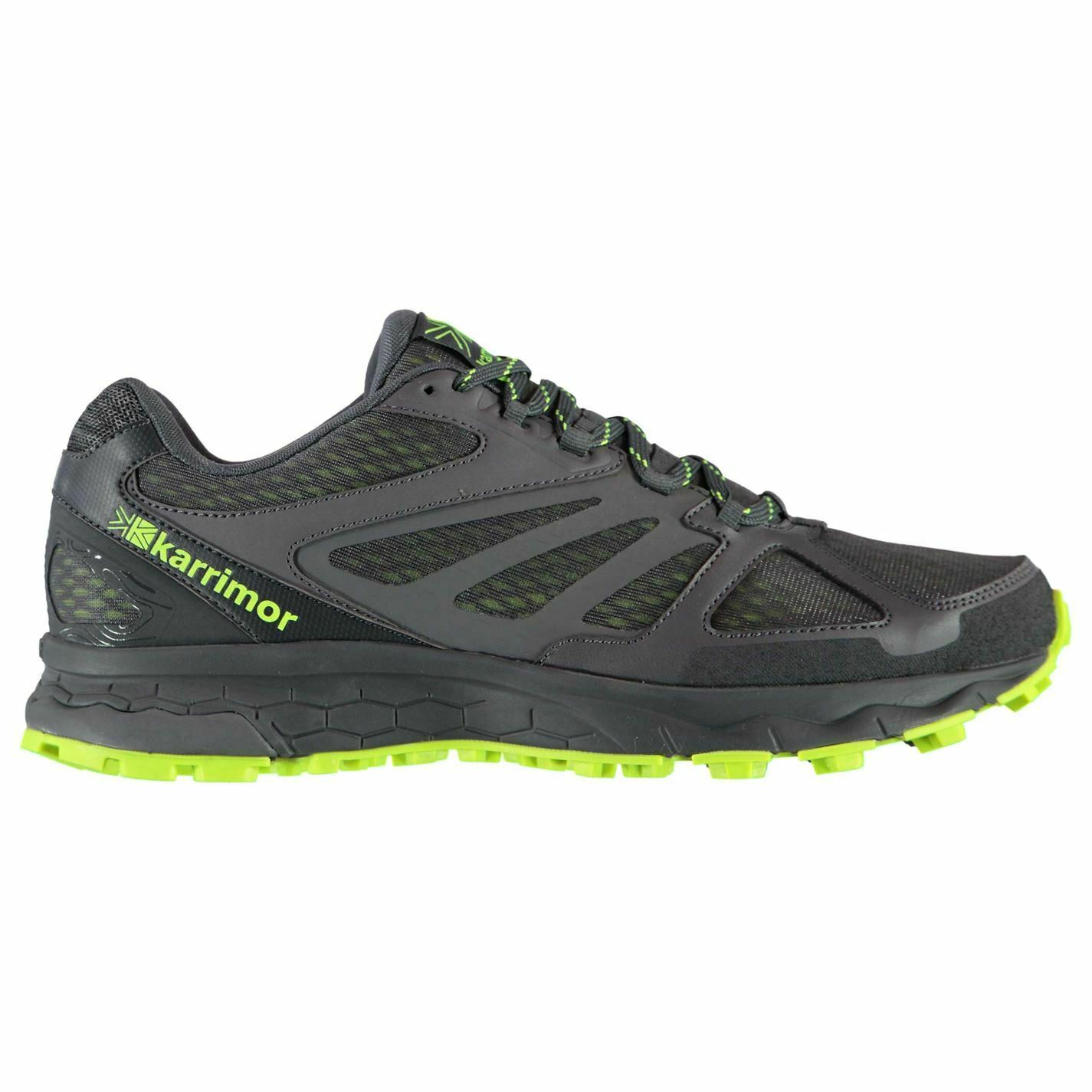 Karrimor Mens  Tempo 5 Trail Running shoes Trainers Lightweight Mesh Upper  save 35% - 70% off